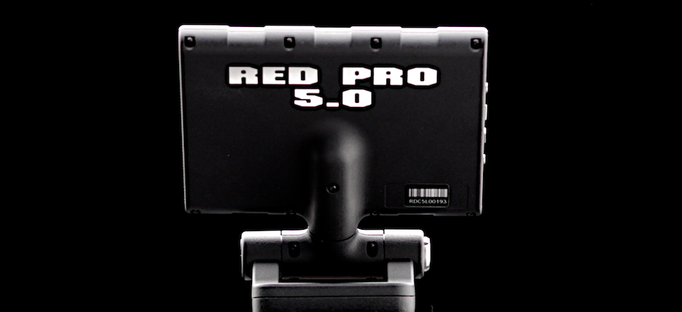 RED Pro 5.0 Touchscreen Monitor