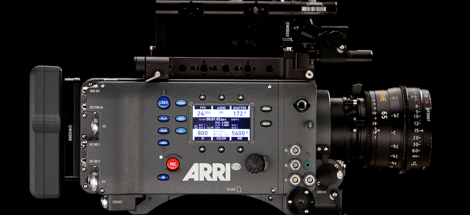 Arri Alexa – Exceptionally Easy to Use