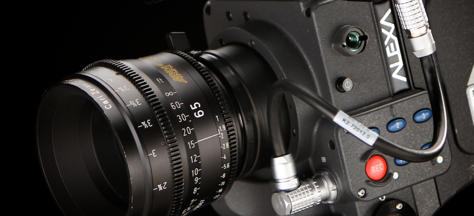 Arri Alexa – PL Mount for the Best Glass