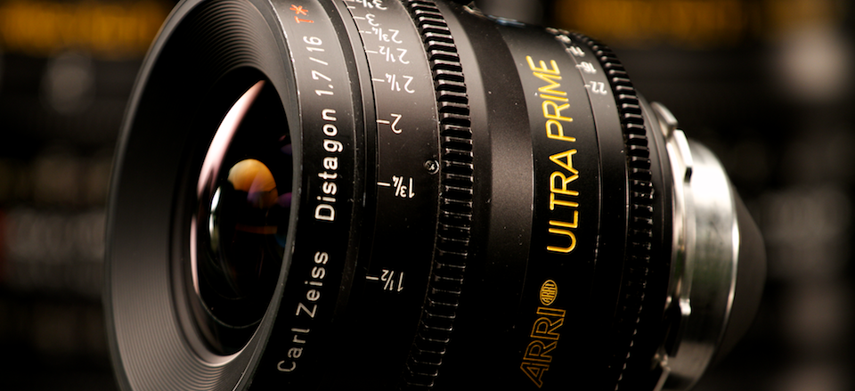 Arri Zeiss 16mm Ultraprime