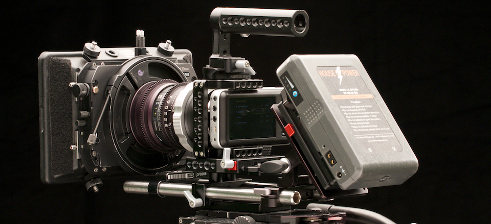 Blackmagic Pocket Camera, ready for