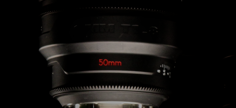 50mm Red Pro Prime
