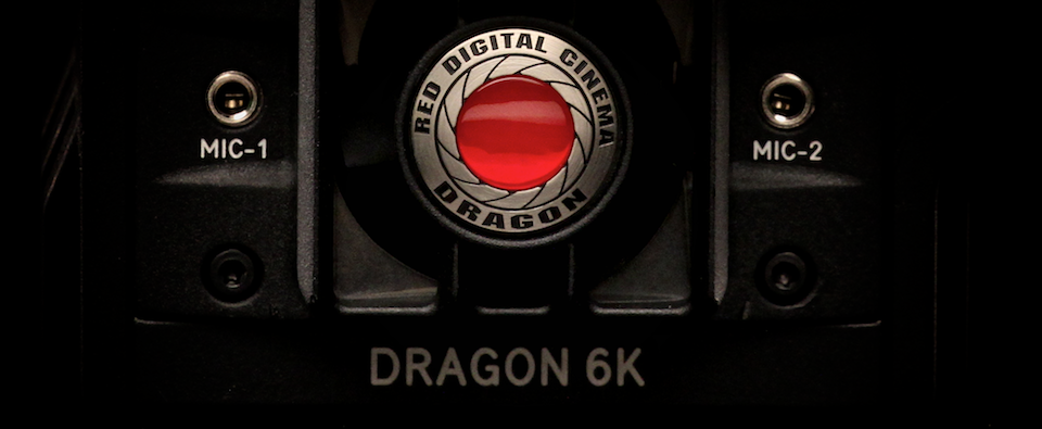 RED Dragon 6K Camera