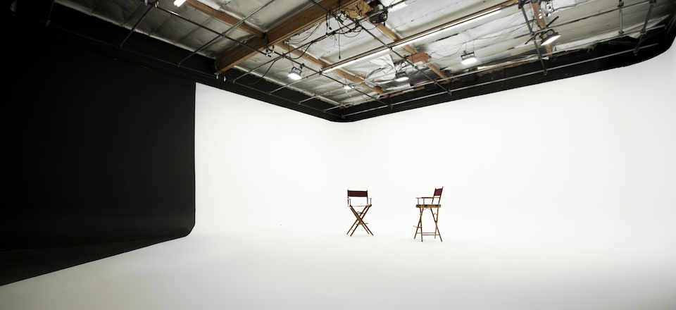 Stage 1 at Digital Film Studios
